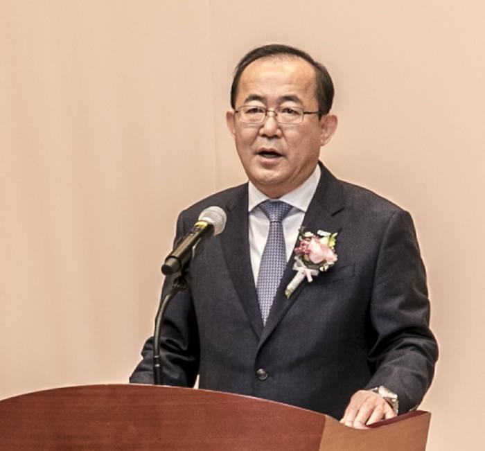 유향열 남동발전 사장.
