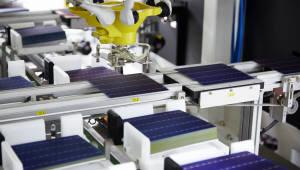 [르포]세계 최대 태양전지 공장, 한화큐셀 진천사업장을 가다