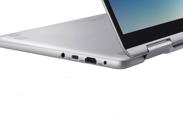 충전 포트, 풀사이즈 HDMI, USB-C, 오디오잭