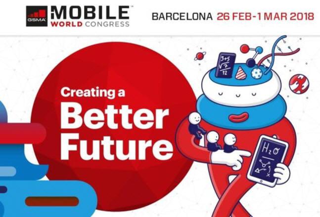 [MWC 2018]'더 나은 미래 창조'의 주역, 5G 세상 열린다