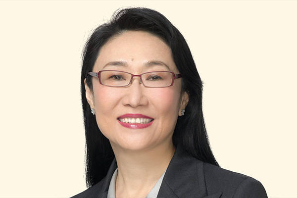 셰어 왕 HTC 회장