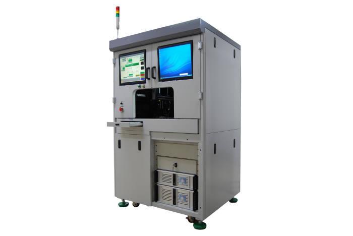 하이비젼시스템의 카메라모듈 반자동 테스트 시스템 HVT-305BT <사진=하이비젼시스템 홈페이지>