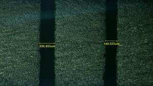 레이저로 실리콘카바이드 수직홀 2mm 뚫는 데 성공... 레이저로 전력반도체 미세가공 가능해져