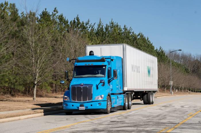 웨이모, 애틀랜타서 자율주행트럭 시범 서비스