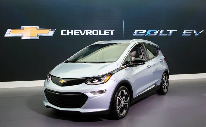 GM, 전기차 보조금 소진전에 '볼트'푼다...이달 인도 시작