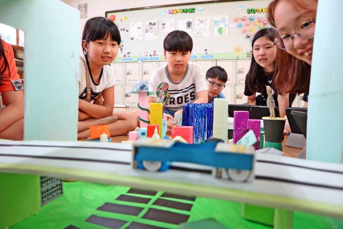 내년 SW 의무교육 앞두고...대구지역 초·중 3곳 SW교육 눈길 끌다