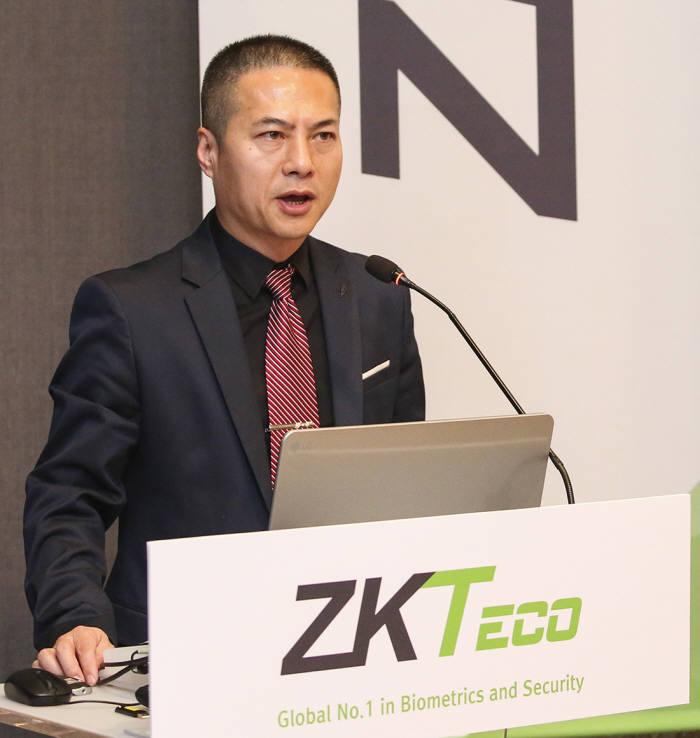 """한국 시장 출사표 '지케이테코'...""""7개 지역에 거점 고객서비스센터 구축"""""""