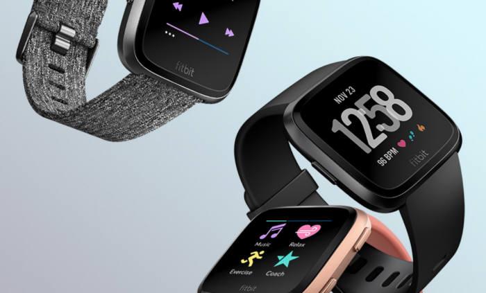 핏빗이 애플워치를 겨냥해 내놓은 새로운 스마트워치 '핏빗 버사' <사진 출처: 핏빗 홈페이지>