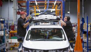 GM, 자율주행차 생산시설 구축 위해 1억달러 투자