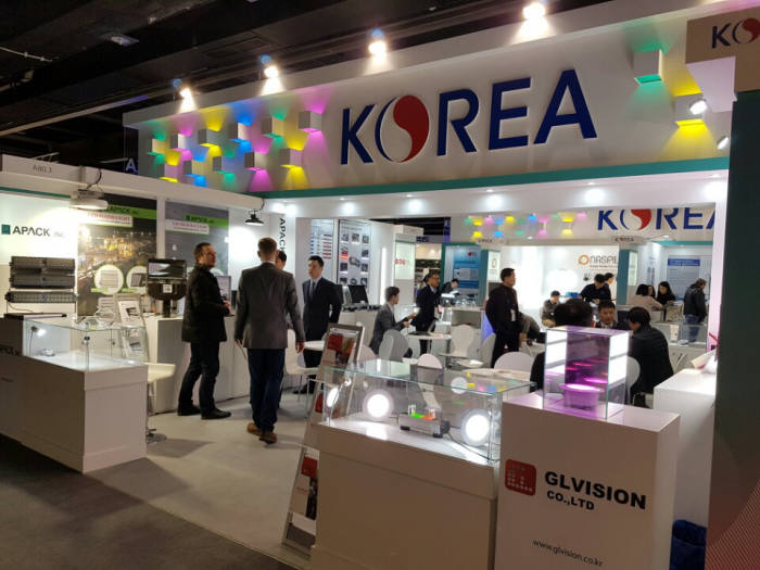 LED산업포럼, 독일 'Light+Building 2018'에 한국관 설치