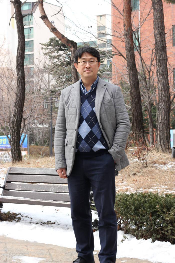 박우찬 세종대학교 교수.