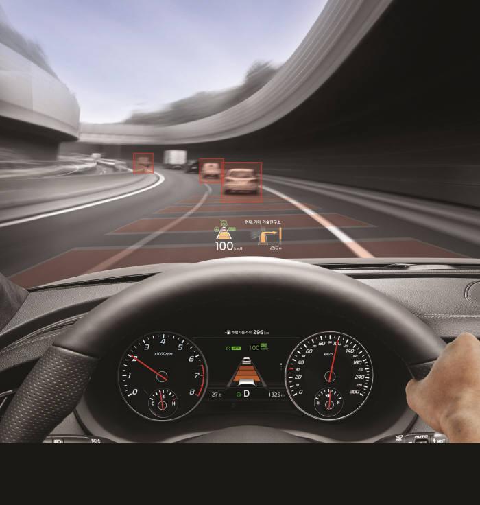 고속도로주행보조시스템(HDA) (제공=현대·기아자동차)