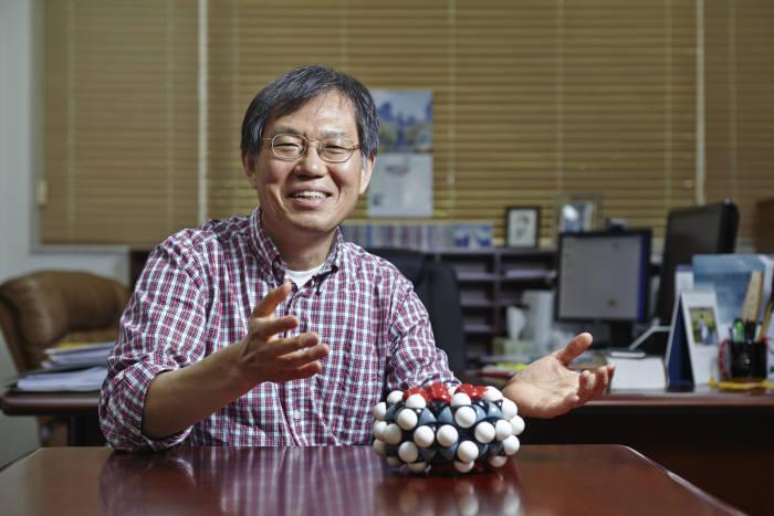 김기문 포스텍 교수