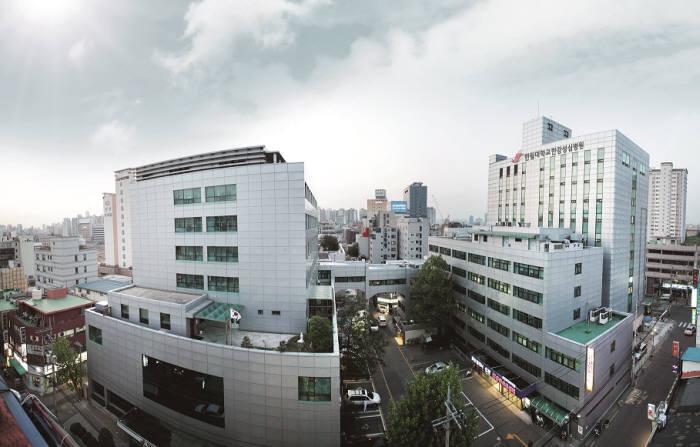 한림대학교 한강성심병원 전경