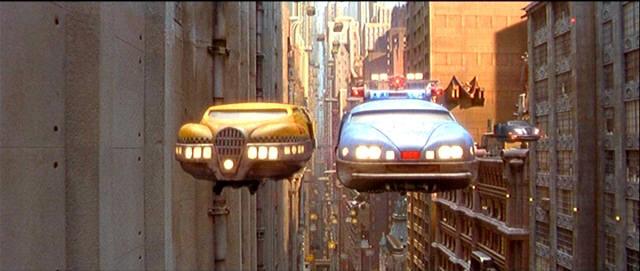 영화 '제5원소'에 등장한 플라잉카.