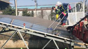 미세먼지 피해 최소화 태양광발전소 관리 방법은
