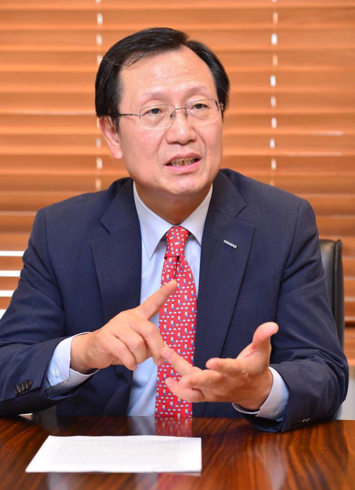 김종갑 한국전력 신임 사장