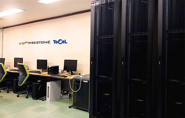 와이즈스톤 ICT시험인증연구소 시험실