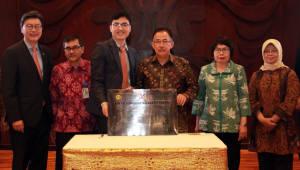 대웅제약, 인도네시아에서 바이오연구소 개소