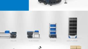 유도그룹, 무인운반로봇 '타곤AGV' 출시...스마트물류 솔루션 구축