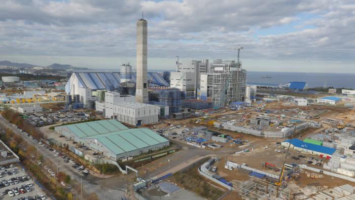 북평화력발전소.