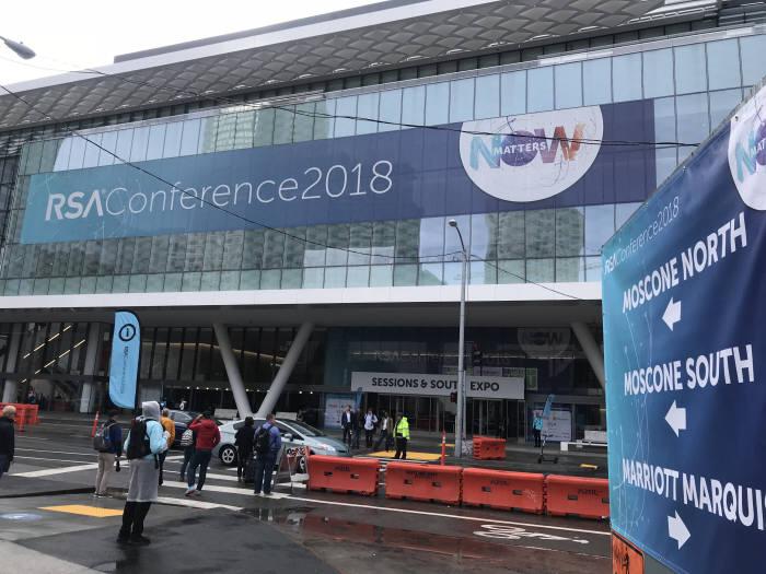 RSA콘퍼런스 2018이 샌프란시스코에서 개막했다.
