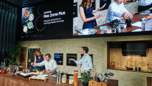 LG·삼성, 伊 밀라노서 유럽 빌트인 시장 공략 '출사표'