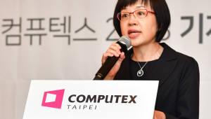 {htmlspecialchars(컴퓨텍스 2018, AI·블록체인 등 첨단기술 한자리에...한국기업 글로벌 진출 기회 제공)}