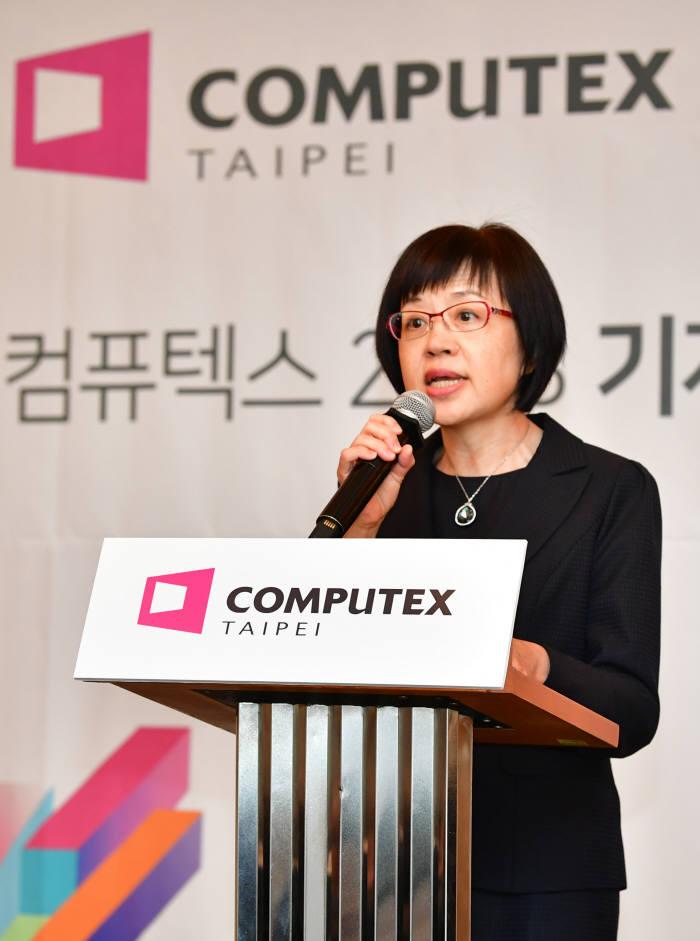 컴퓨텍스 2018, AI·블록체인 등 첨단기술 한자리에...한국기업 글로벌 진출 기회 제공