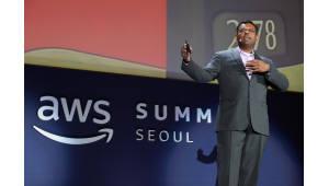 """시바수브라마니안 AWS AI 총책임자 """"한국 AI 열정 대단...간편 AI 제작 서비스 韓 론칭"""""""