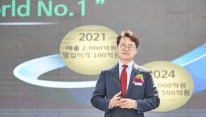 """화재로 새 공장 비츠로셀 """"2021년 리튬일차전지 세계 1위"""""""