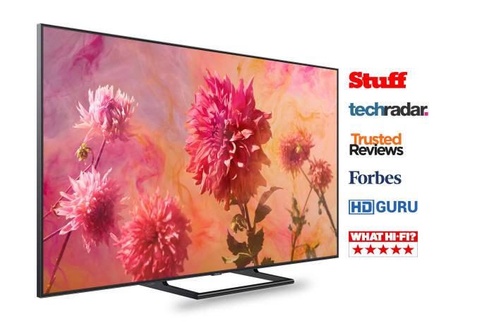 [테크리포트]삼성 QLED TV에 쏟아진 해외 평가