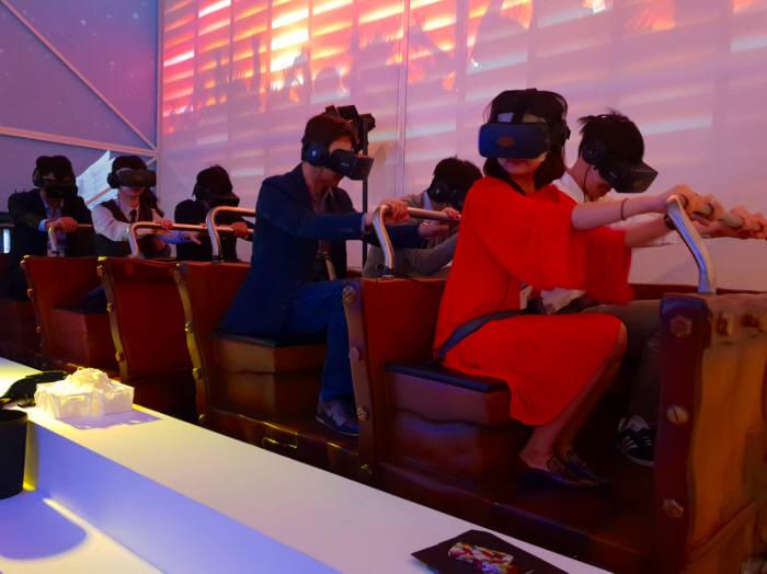미디어프런트, 'VR AR 엑스포'에 공동관 구성 …4일간 4천여명 방문