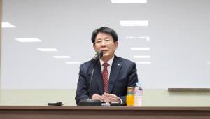 """이정희 한국제약바이오협회 이사장 """"AI센터, 제약업계 신약개발 활용방안 확대"""""""