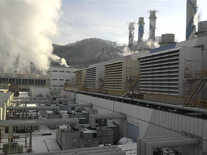 분당복합화력발전소.