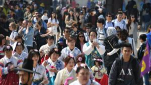 남북정상회담 외국인 관광객에게도 안도감과 평화가