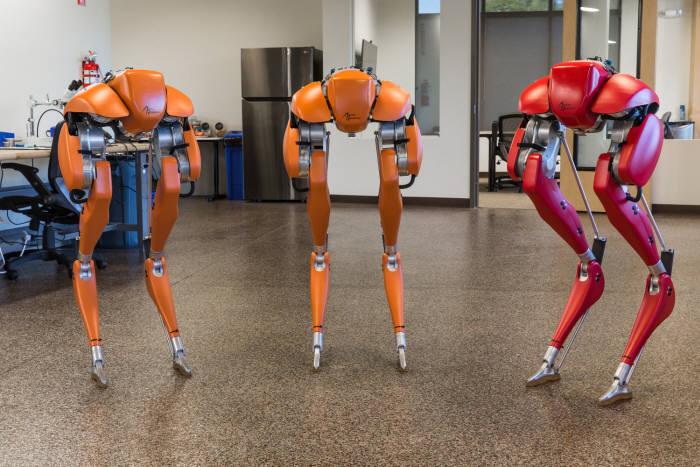 애질리티 로보틱스가 개발 중인 2족 보행 로봇 '캐시'. 사진 출처=애질리티 로보틱스 홈페이지