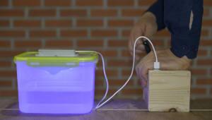 쉐어라이트, 세계 최초 UVC LED 물 살균기 개발...저개발국가 지원