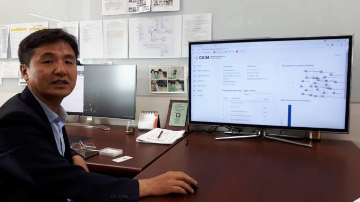 이도헌 KAIST 바이오 및 뇌공학과 교수