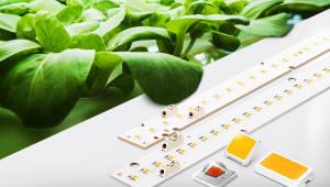 삼성전자 식물생장 전용 LED 패키지 출시