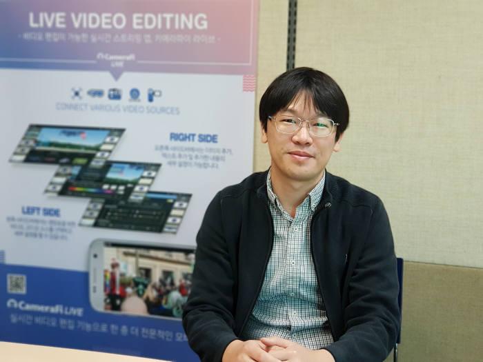 김성일 볼트마이크로 대표