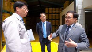 유영민 과기정통부 장관, 원자력연 방사성폐기물 관리 긴급 점검