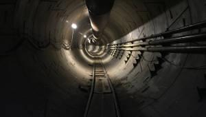일론 머스크의 'LA 초고속 터널' 거의 완공