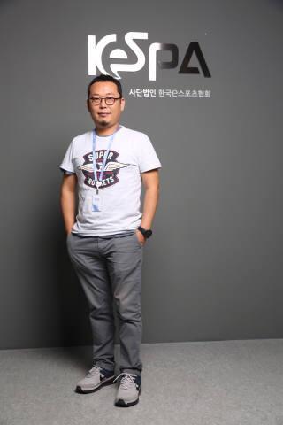 김철학 한국e스포츠협회 사무총장 대행