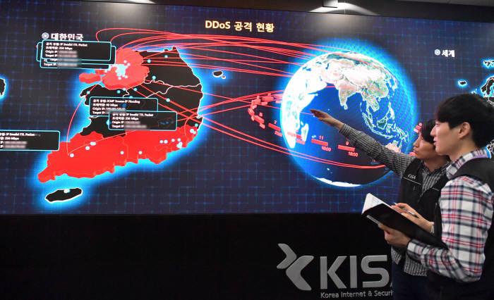 북미 정상회담 등 앞두고 사이버공격 모니터링
