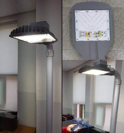 IoL 기능 내장형 LED 가로등