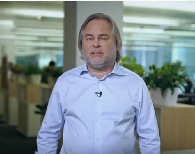 유진 카스퍼스키 카스퍼스키랩 CEO.