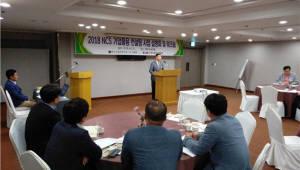 한국문화산업협회 국가직무표준 기업활용 컨설팅 사업 진행