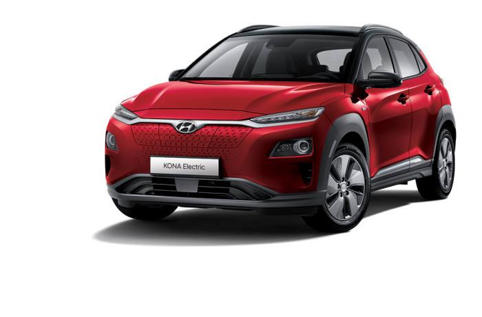 현대차 첫 SUV형 전기차 '코나 일렉트릭'.