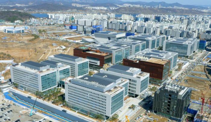 서울 강서구 'LG사이언스파크' 전경